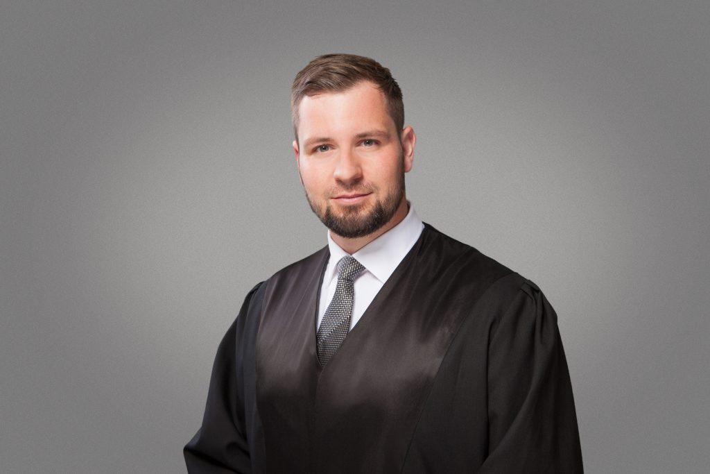 Benjamin Grunst, Rechtsanwalt