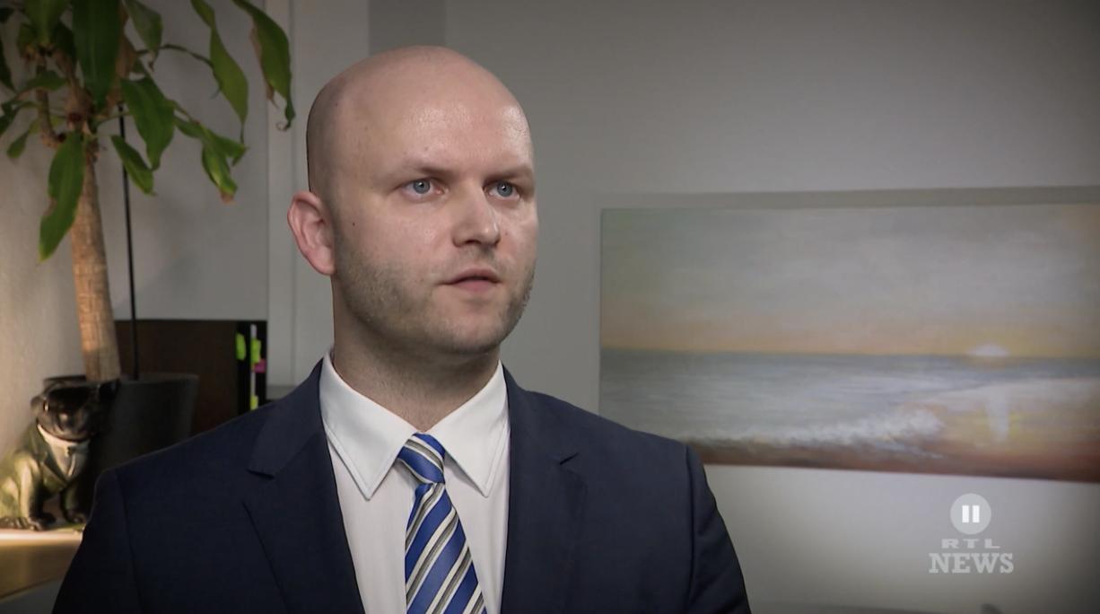 RA Norman Buse, RTL II-News